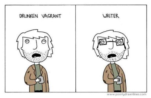 Drunken Vagrant_Writer
